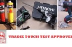 Tradie Tough Test
